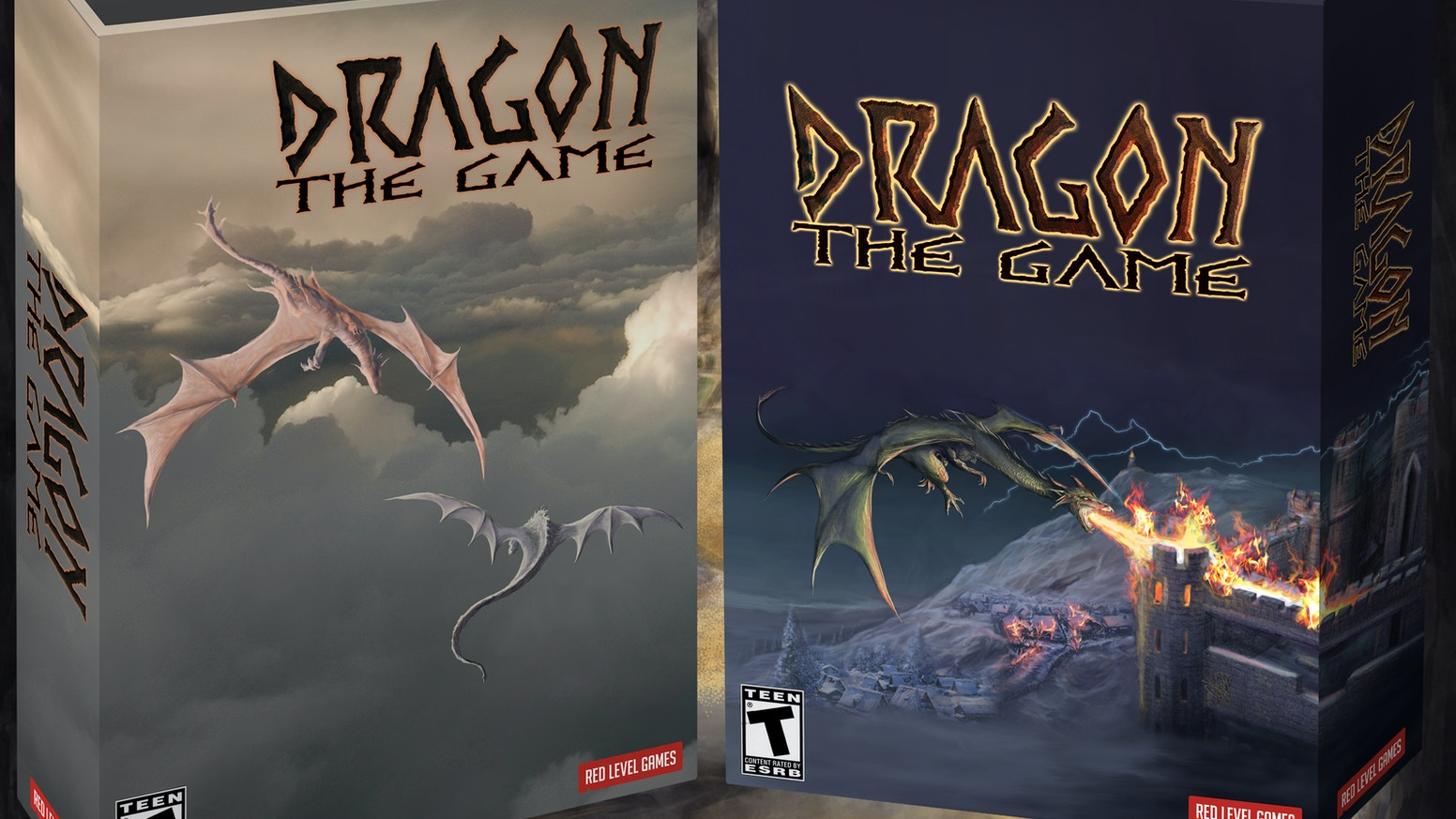 Dragon: The Game by Grant Williams -- Red Level Games