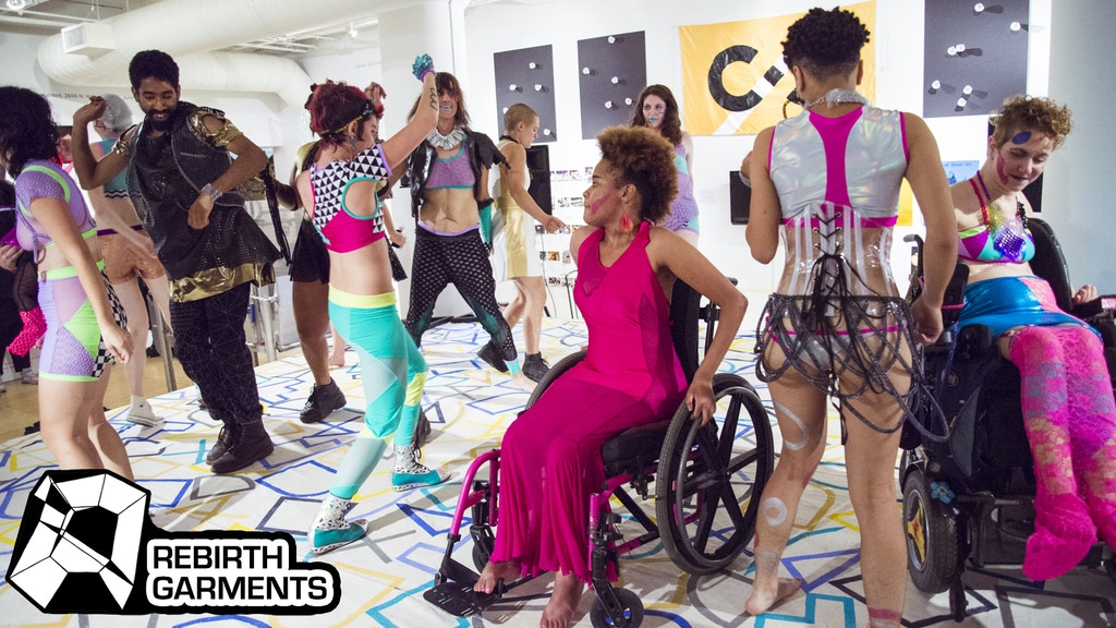 Rebirth Garments: Queer Fashion for All Bodies and Abilities project video thumbnail