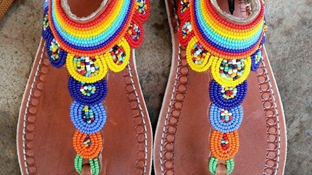 Handmade Maasai Beadwork By Cathy Rowson Kickstarter