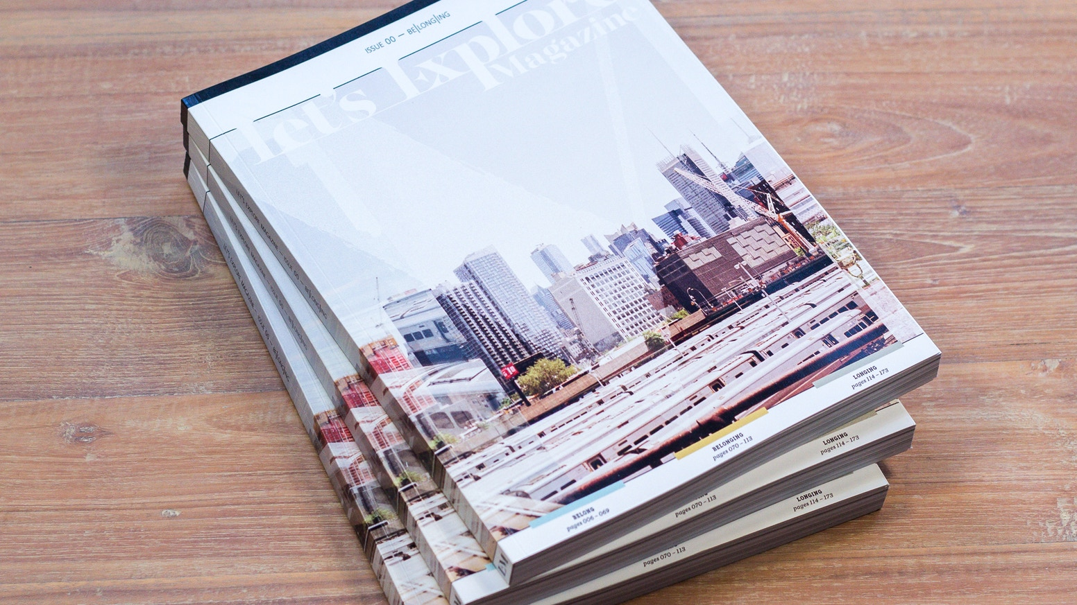 27 stories from around the globe, in a photography heavy, gorgeously designed, collectable, 176 page publication.