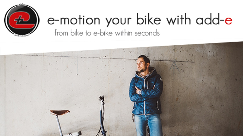 e-motion your bike with add-e - THE BROMPTON SPECIAL EDITION project video thumbnail
