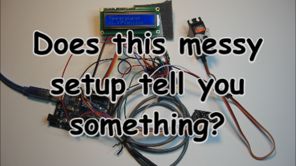Turn your messy Arduino projects into a clean design for 2$ project video thumbnail