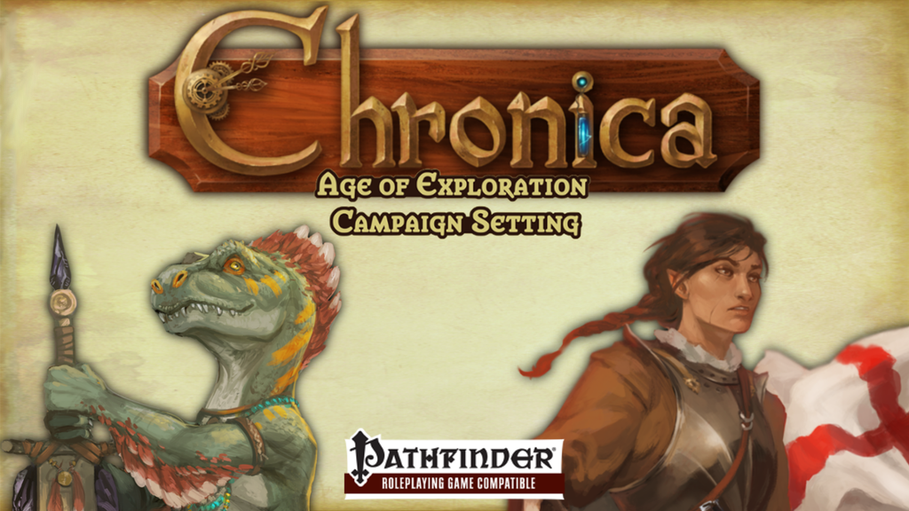 Chronica: Age of Exploration project video thumbnail