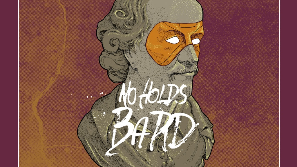 No Holds Bard project video thumbnail