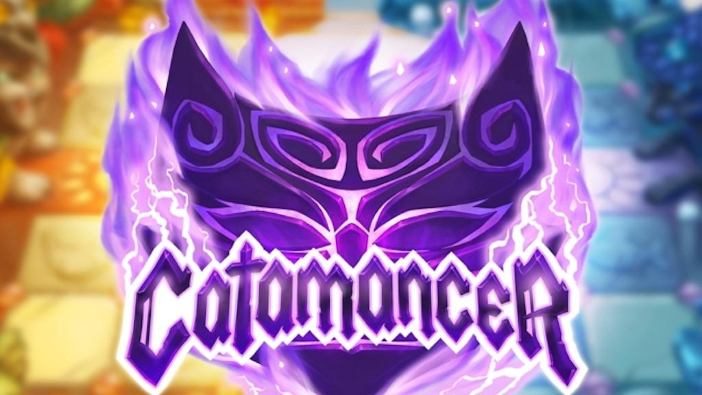 Catamancer project video thumbnail