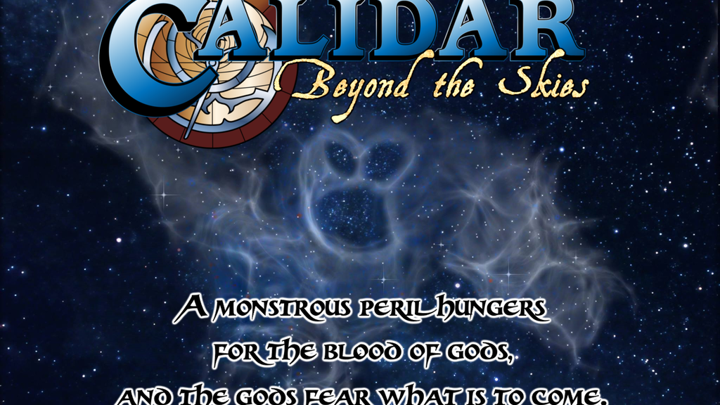"Calidar ""Beyond the Skies"" project video thumbnail"