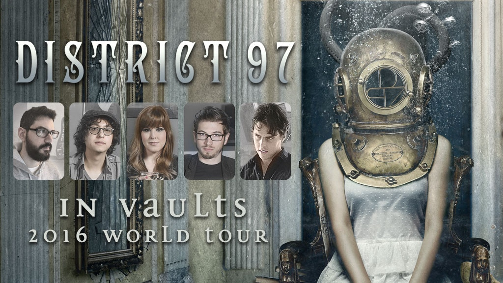 District 97's In Vaults 2016 World Tour project video thumbnail
