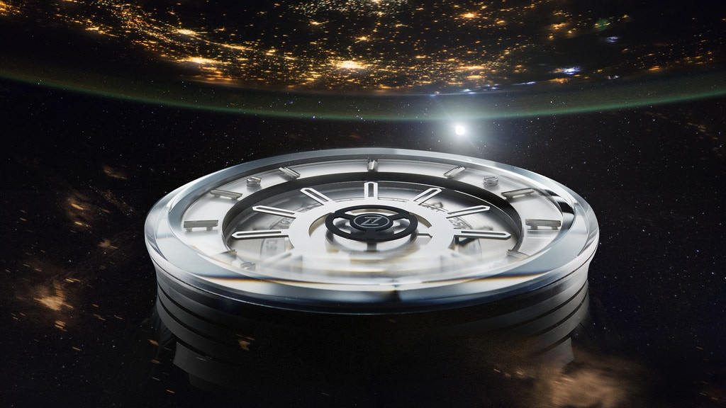 Zelos : Cosmos. An Otherworldly Watch project video thumbnail