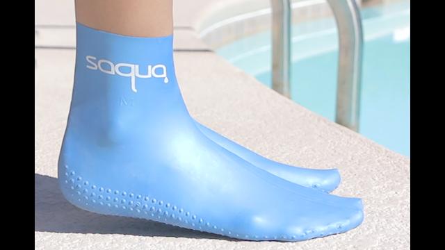 Saqua Waterproof Socks By Martin Zollner Jr Kickstarter