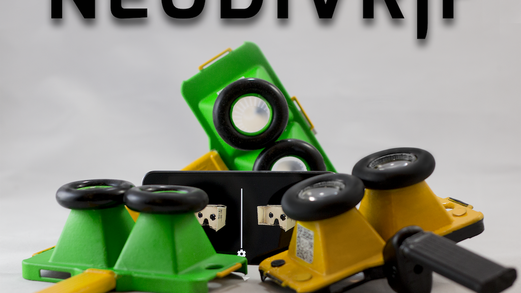 Project image for NEODiVRjr - The Magic of VR for Kids Only!