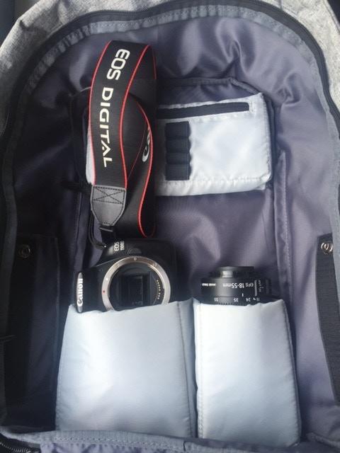 Imagini pentru bobby backpack photo camera