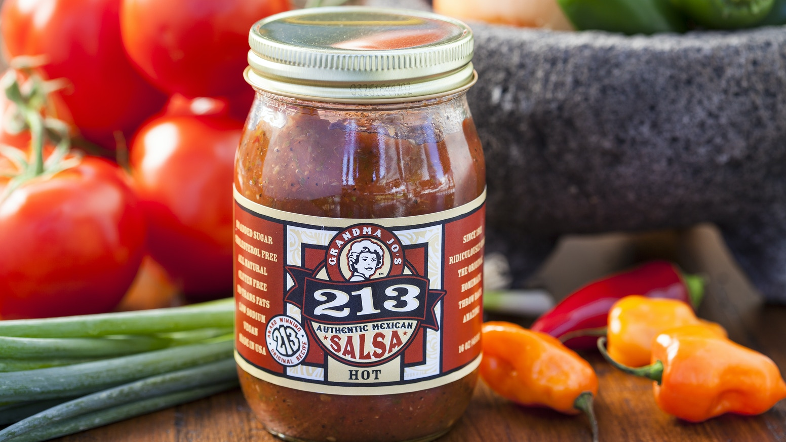 tradition in a jar authentic mexican salsa by 213foods com