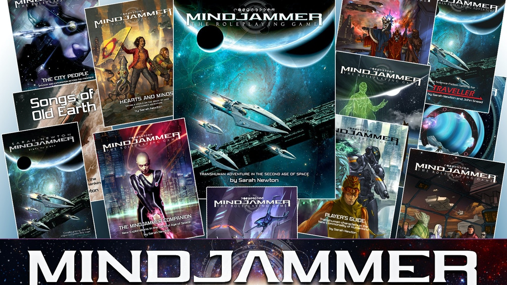 Mindjammer - The Roleplaying Game project video thumbnail