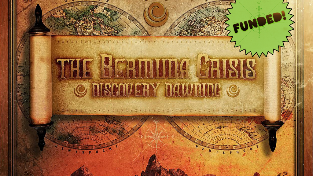 The Bermuda Crisis: explore, conspire, build, & trade project video thumbnail