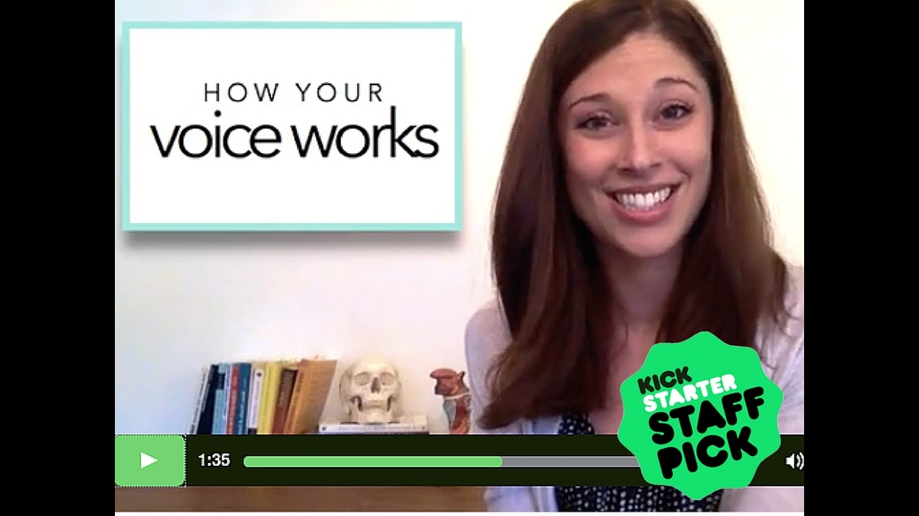 how to projec your voice sing