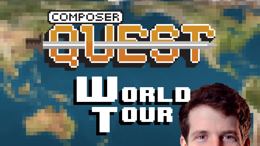 Composer Quest Podcast: World Tour project video thumbnail