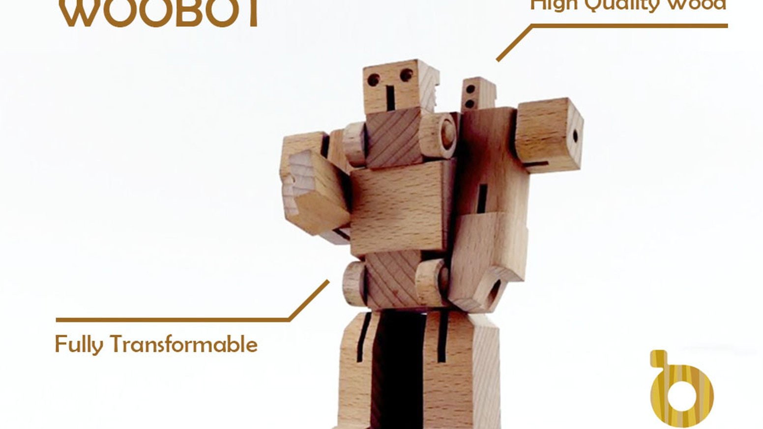 High-quality wood robot collection designed for action-packed fun, just in time for Christmas. Play, transform and enjoy!