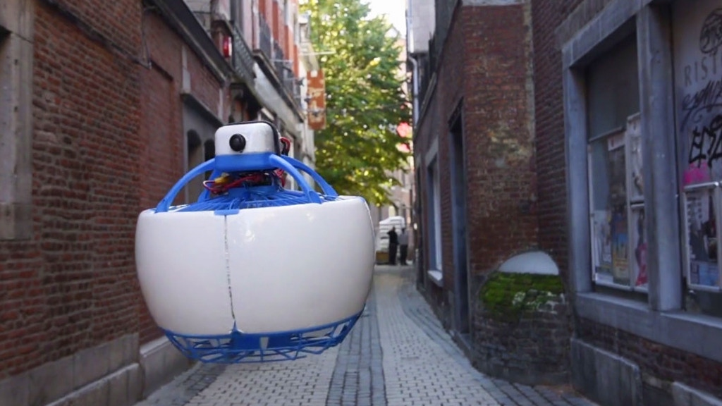 Fleye - Your Personal Flying Robot by Fleye — Kickstarter