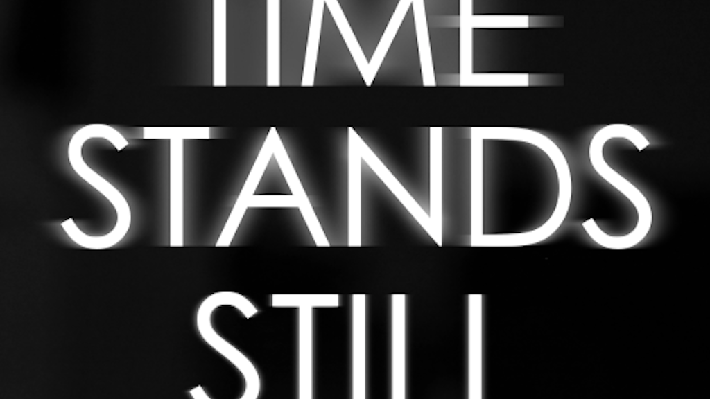 Time Stands Still by Donald Margulies project video thumbnail