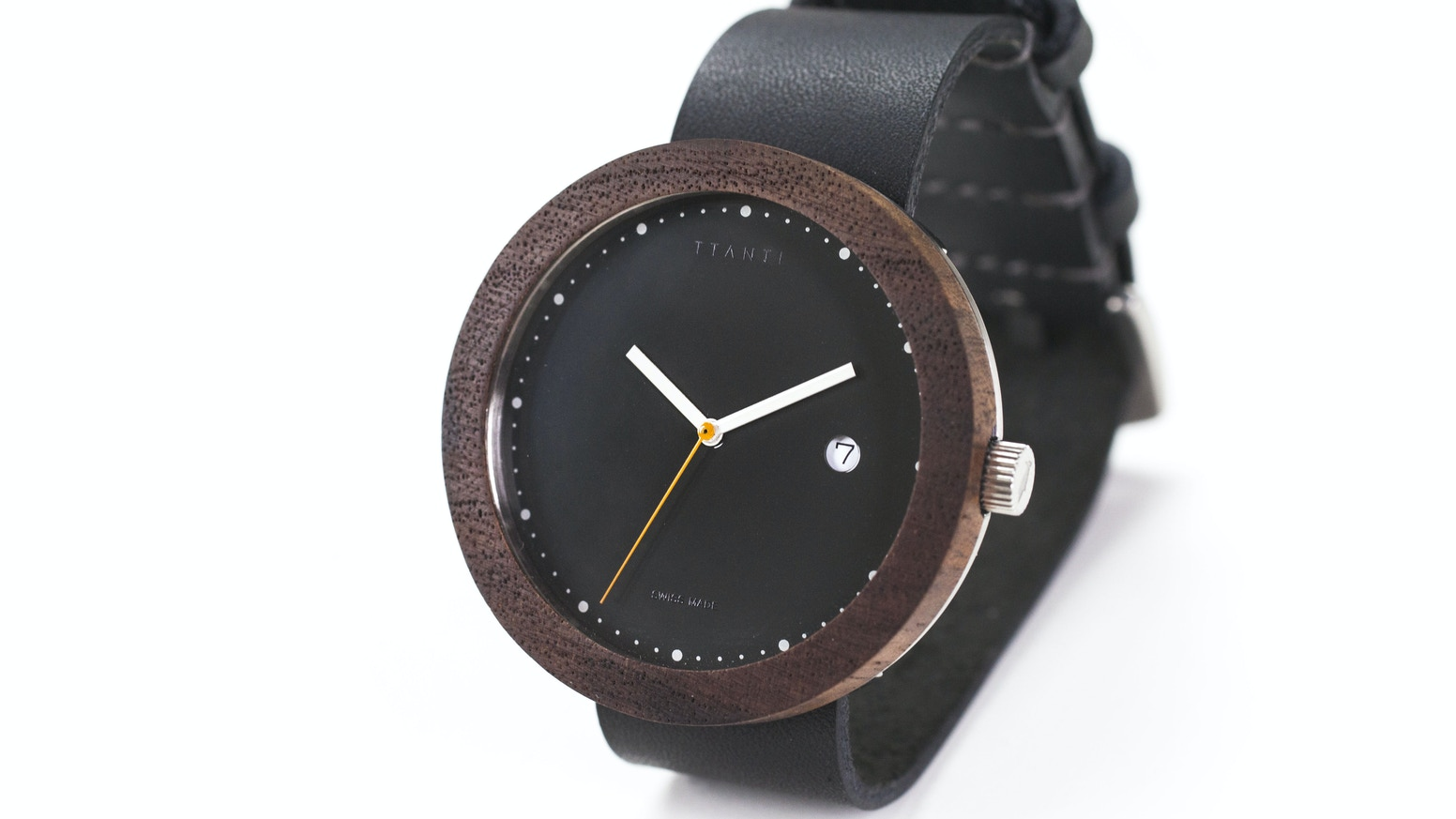 Presenting the Travelers Collection, Patagonia inspired wood watches.