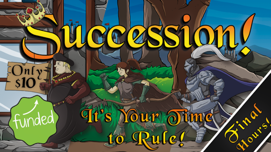 Succession! project video thumbnail
