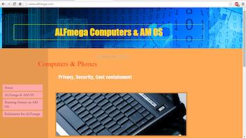 ALFMEGA COMPUTERS