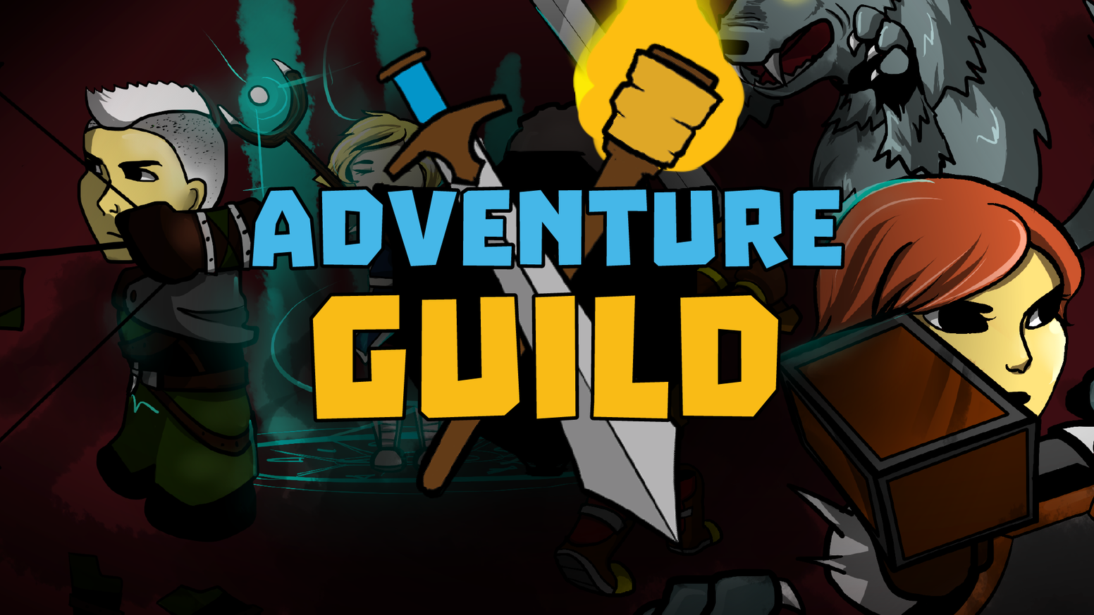 Adventure Guild by Yes And Games — Kickstarter
