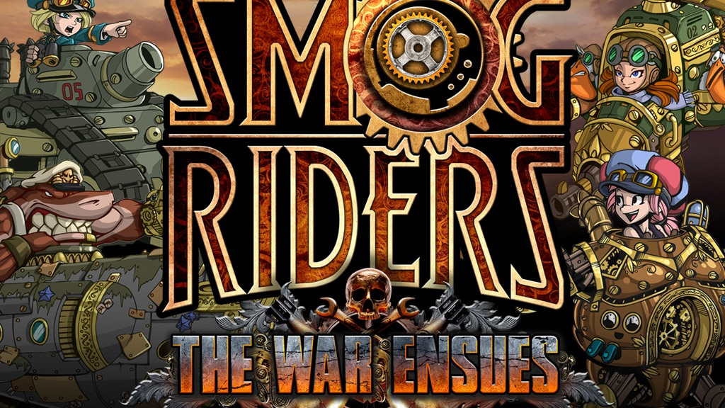 SMOG RIDERS The War Ensues project video thumbnail