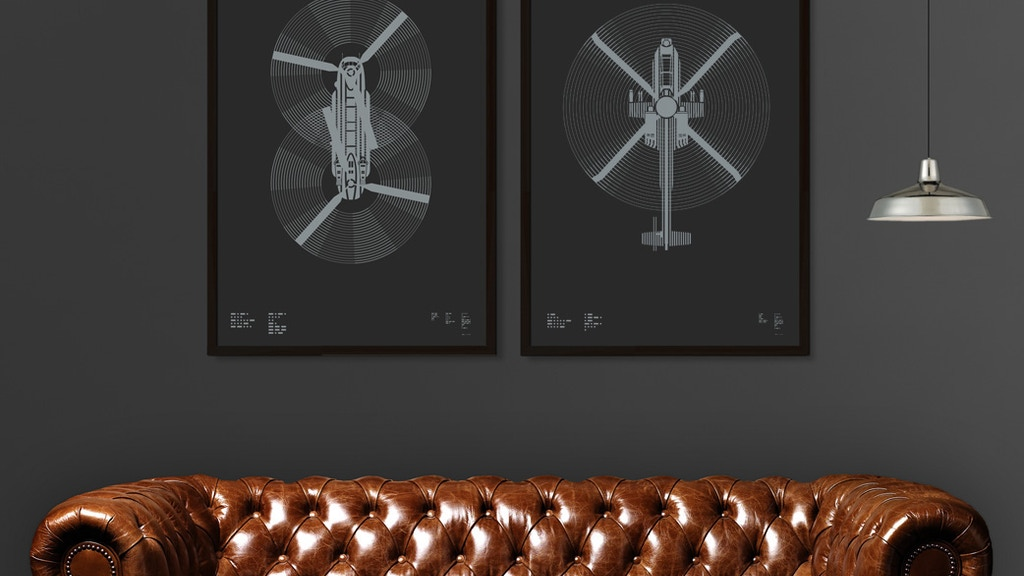 Grafik Aircraft: The ultimate set of helicopter prints. project video thumbnail