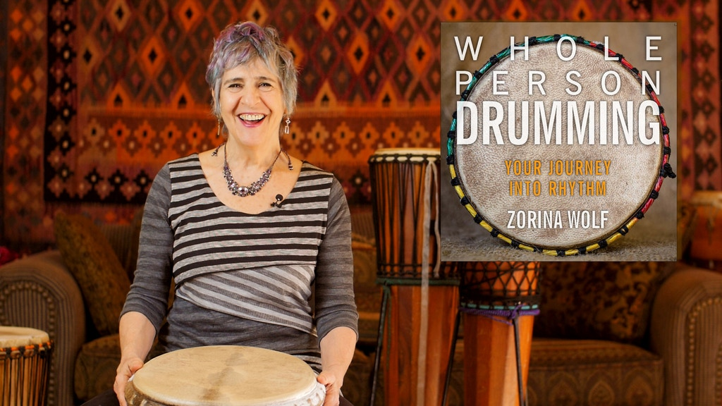 Whole Person Drumming® ---Your Journey into Rhythm project video thumbnail