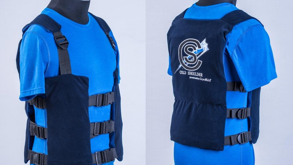 The Cold Shoulder PRO Calorie Burning Vest project video thumbnail