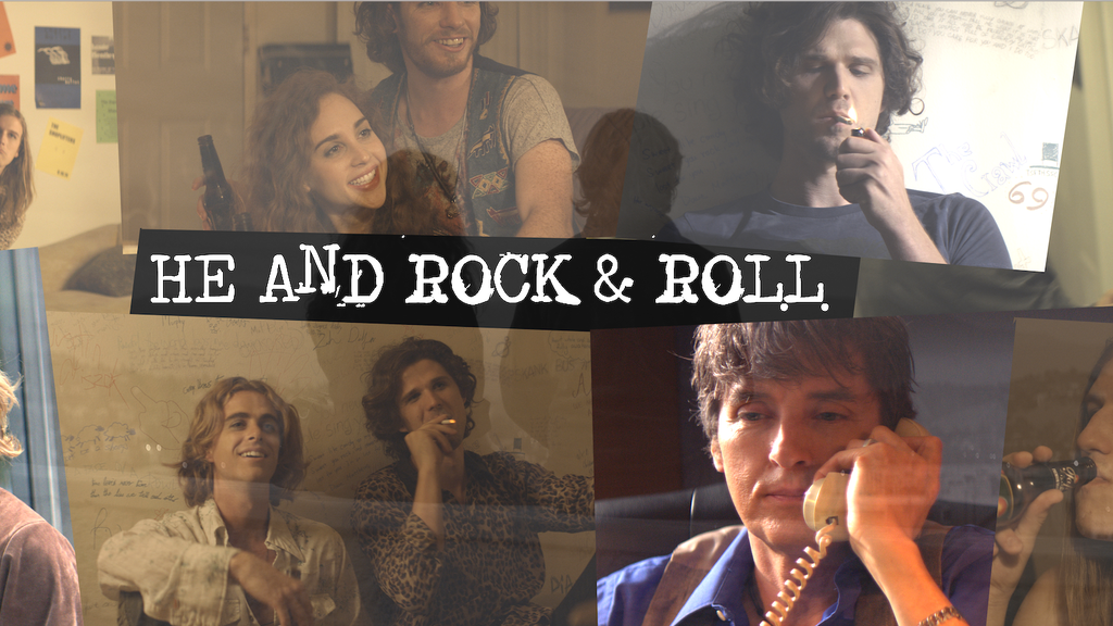 HE AND ROCK & ROLL - a short film about love and rock project video thumbnail