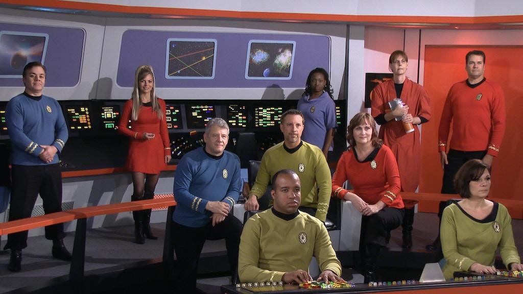 Starship Farragut: Homecoming project video thumbnail