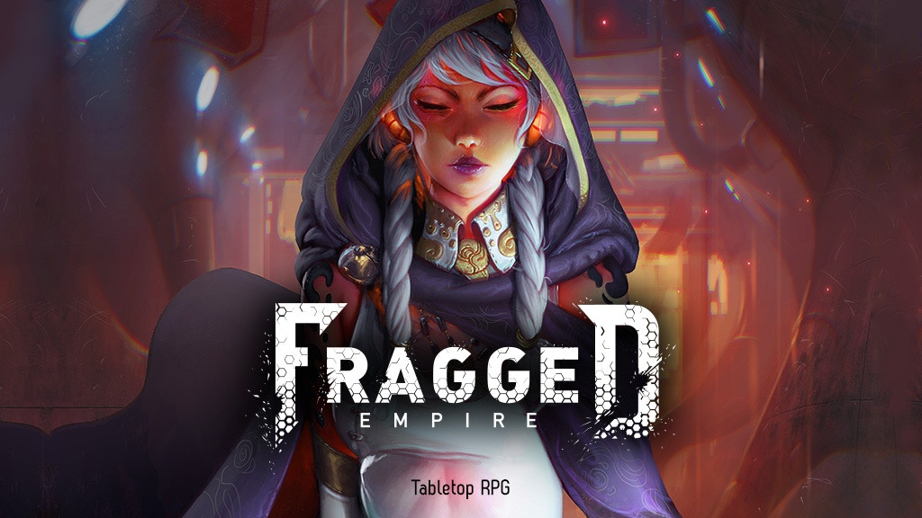 Fragged Empire RPG: Protagonist Archive and Miniatures. project video thumbnail
