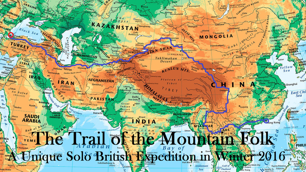 The Trail of the Mountain Folk: A World First Expedition project video thumbnail