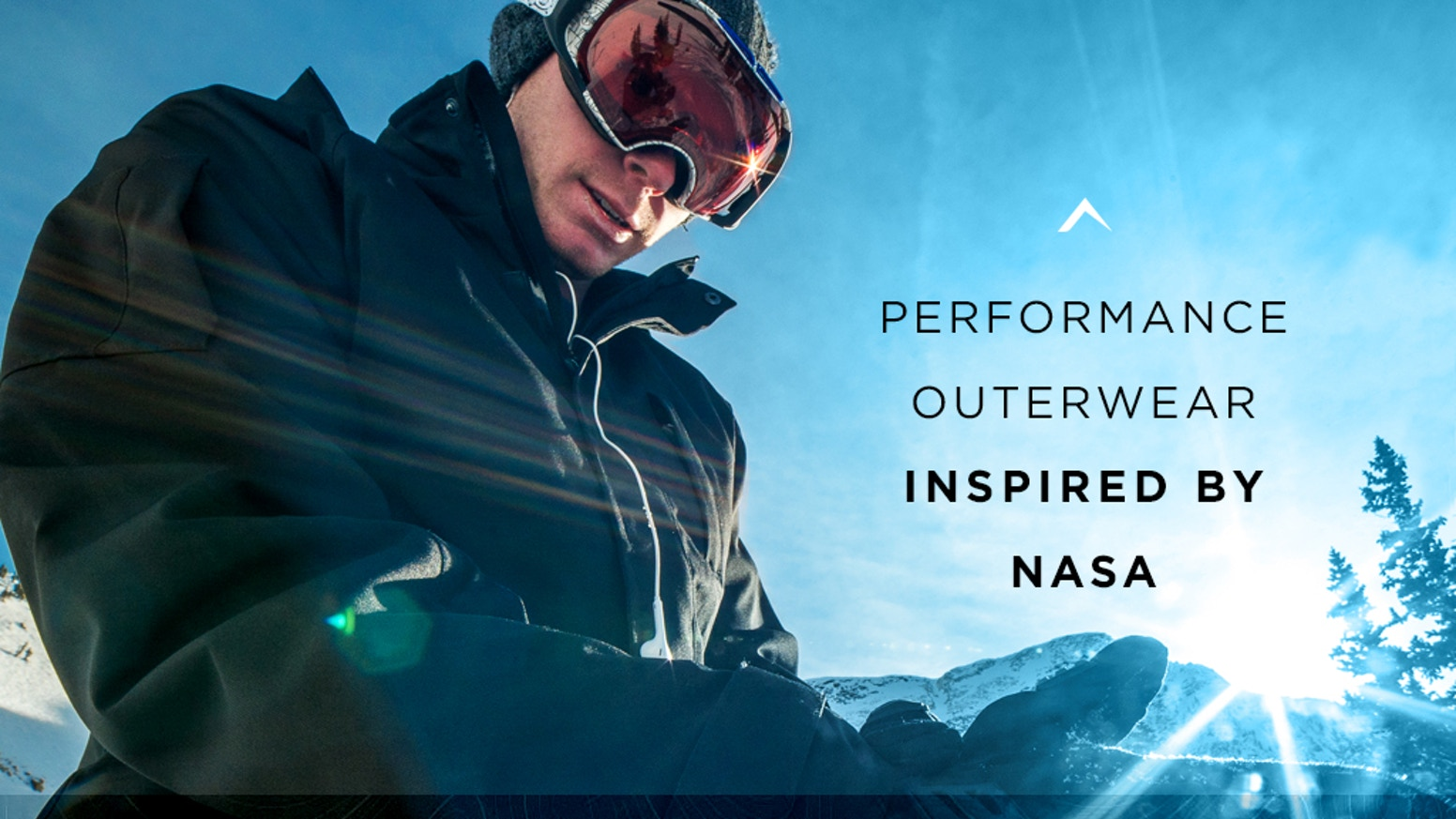 OROS Orion Series. NASA-Inspired Performance Apparel By