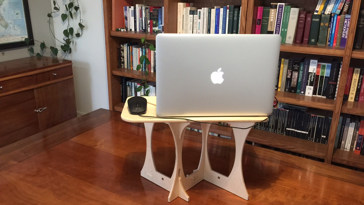Standstand Mouse Portable Standing Desk By Luke Leafgren
