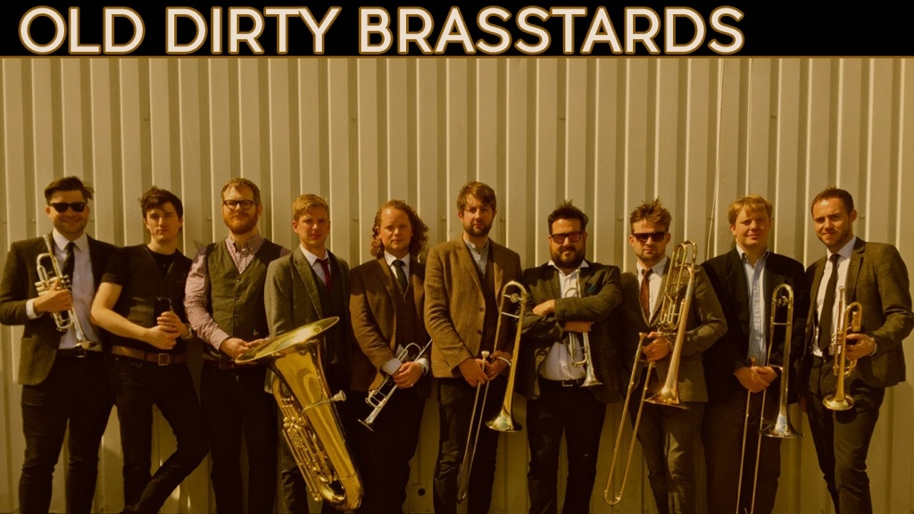 Old Dirty Brasstards Debut Album project video thumbnail