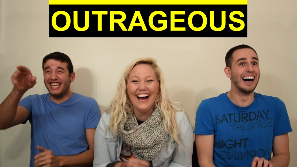 Questions 2 Outrageous: A Hilarious New Party Game project video thumbnail