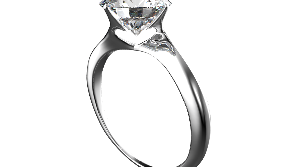 Heart Ring: A ring design that she will definetly love by Joey ...