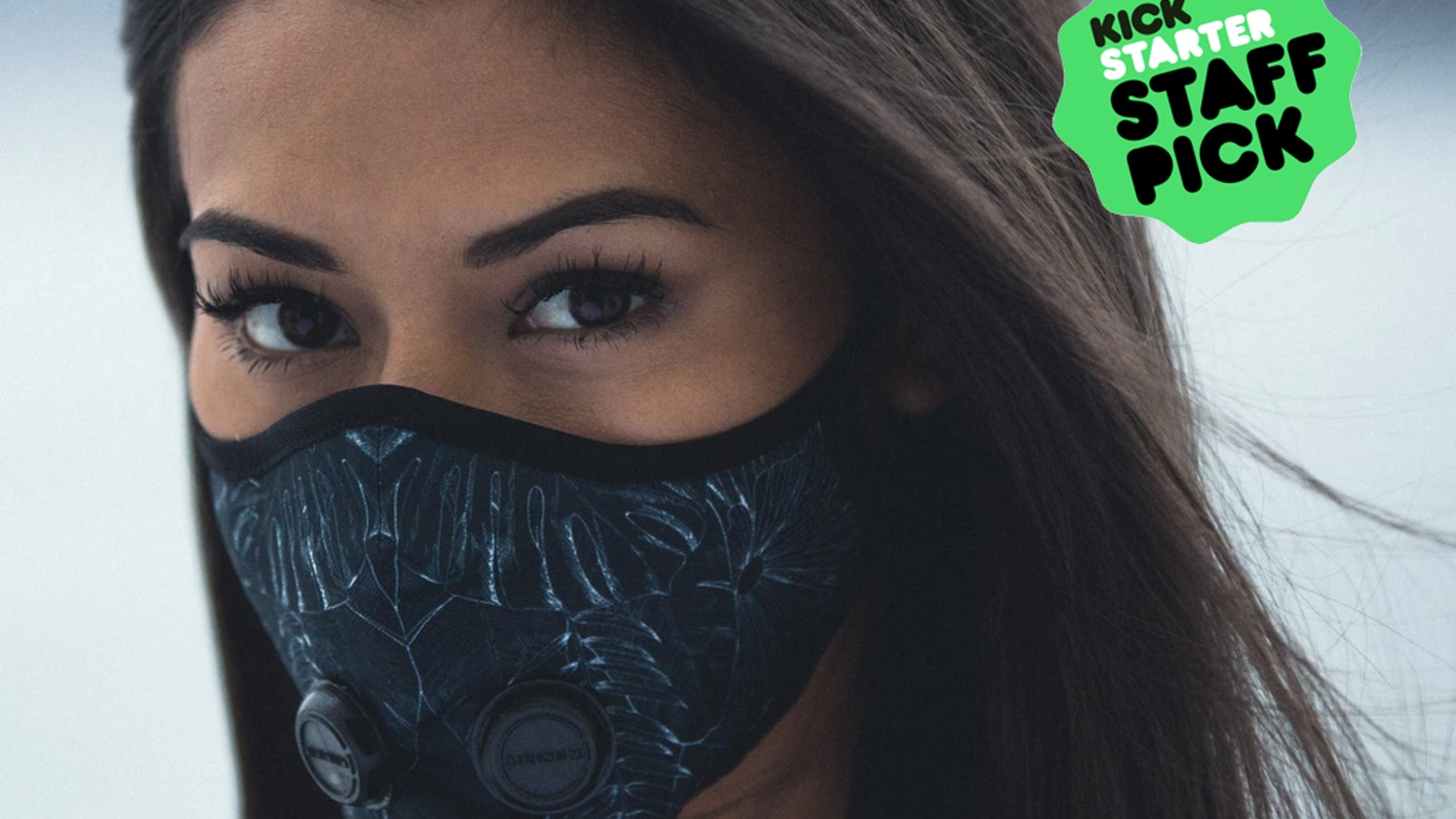 The urban breathing mask for health-conscious global citizens, now available for pre-orders