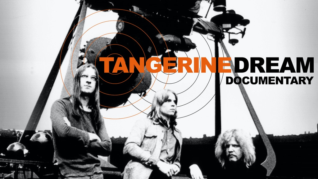 Tangerine Dream Documentary project video thumbnail