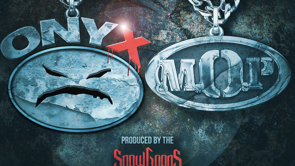 Project image for Onyx vs. M.O.P. Album produced by Snowgoons (Canceled)