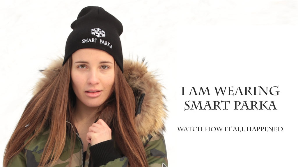 696fa59231d Smart Parka - The World s First Complete Winter Coat project video thumbnail