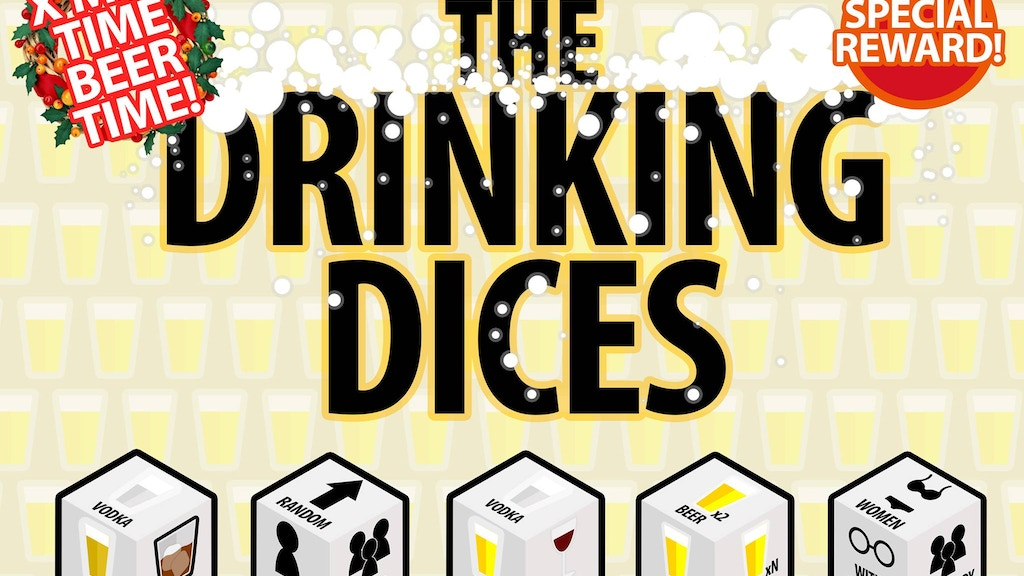 Project image for The Drinking Dices!