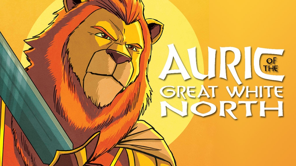Auric of the Great White North project video thumbnail