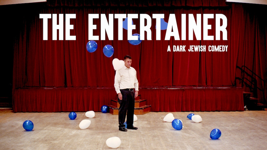 The Entertainer project video thumbnail