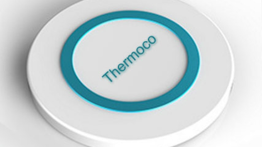 Thermoco: Coin size smart thermometer and recorder project video thumbnail