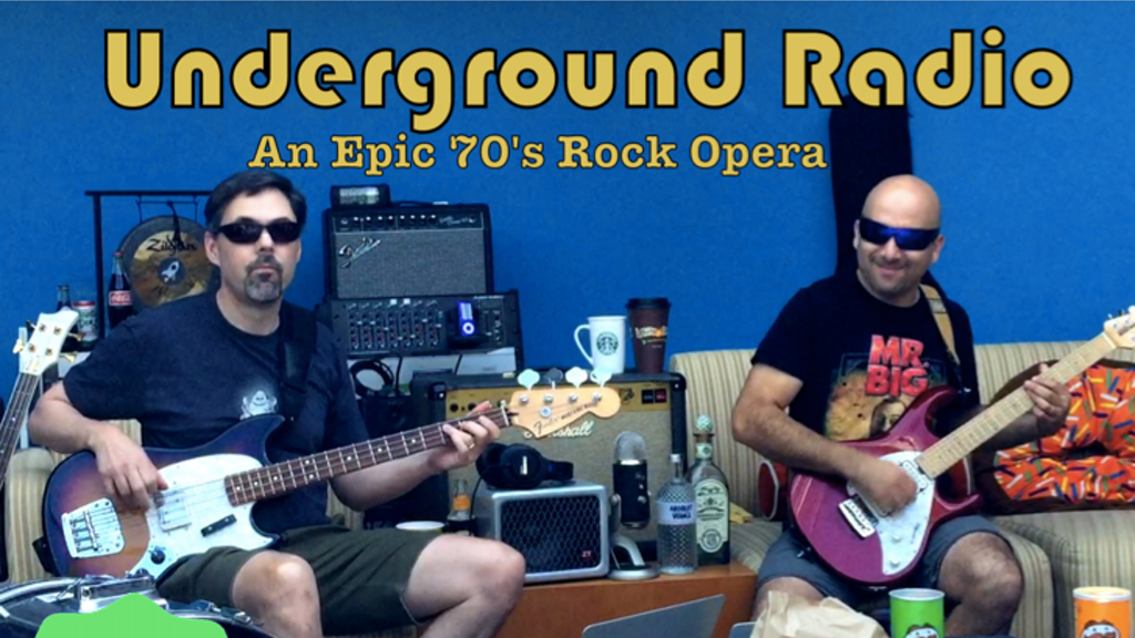 Underground Radio - An Open Source Rock Opera project video thumbnail