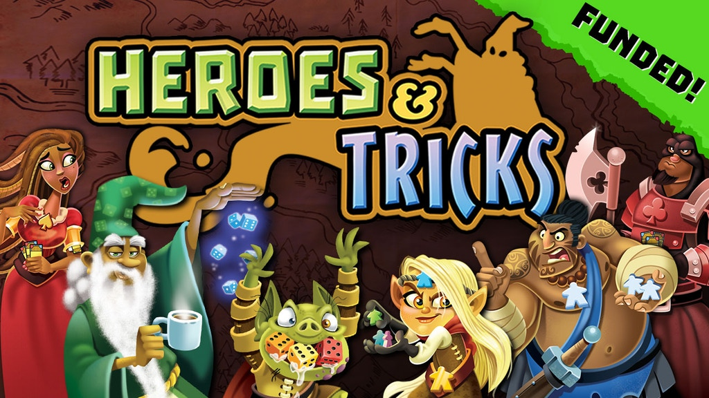 Heroes and Tricks project video thumbnail